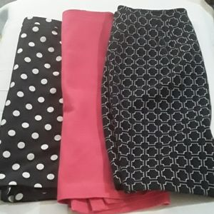 Bundle Pencil Skirt Deal Loft/Talbots